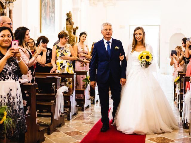 Il matrimonio di Daniel e Marianna a Buja, Udine 154