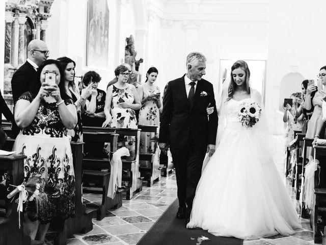 Il matrimonio di Daniel e Marianna a Buja, Udine 157