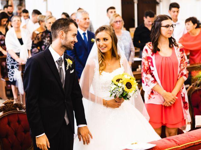 Il matrimonio di Daniel e Marianna a Buja, Udine 167