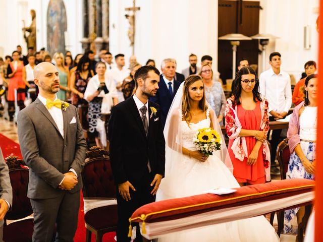 Il matrimonio di Daniel e Marianna a Buja, Udine 170
