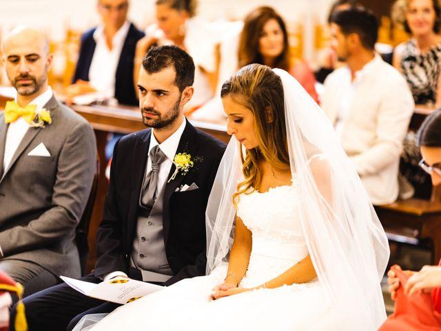 Il matrimonio di Daniel e Marianna a Buja, Udine 181