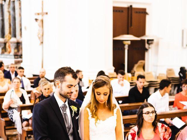 Il matrimonio di Daniel e Marianna a Buja, Udine 189