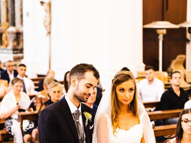 Il matrimonio di Daniel e Marianna a Buja, Udine 191