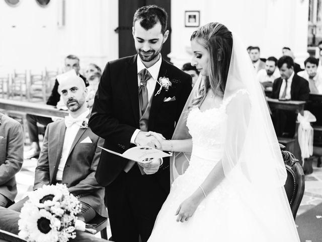 Il matrimonio di Daniel e Marianna a Buja, Udine 198