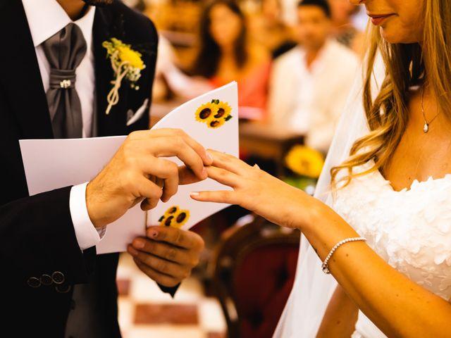 Il matrimonio di Daniel e Marianna a Buja, Udine 213