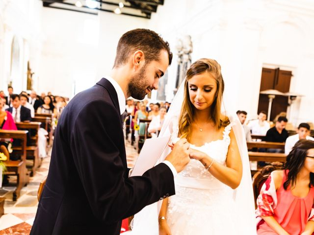 Il matrimonio di Daniel e Marianna a Buja, Udine 219
