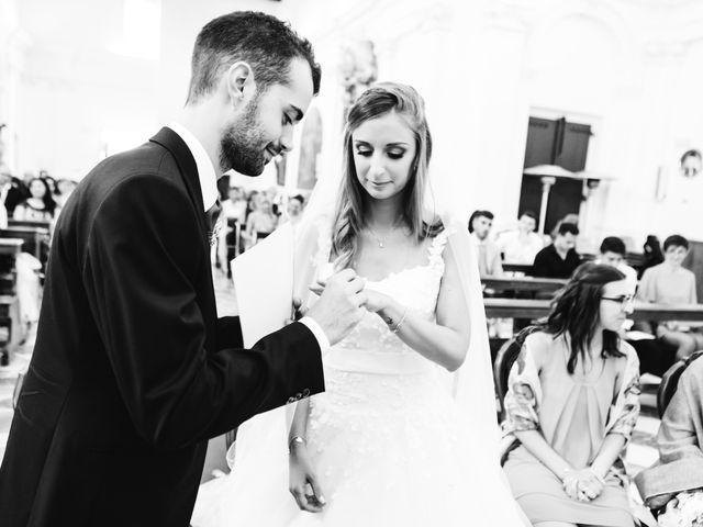 Il matrimonio di Daniel e Marianna a Buja, Udine 223