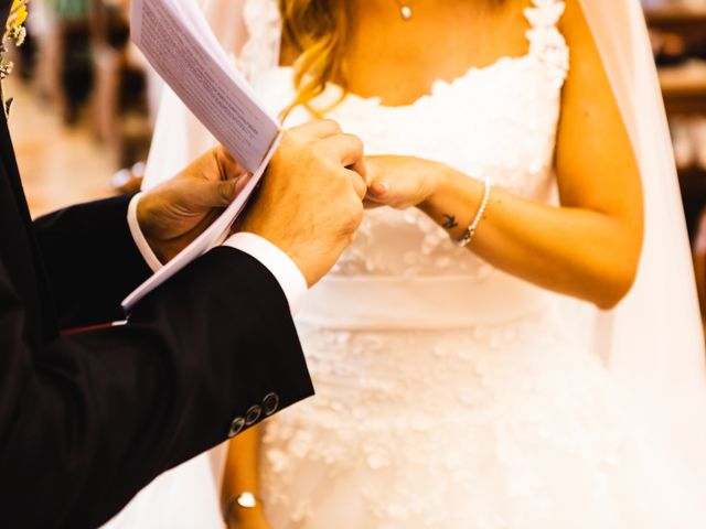 Il matrimonio di Daniel e Marianna a Buja, Udine 224