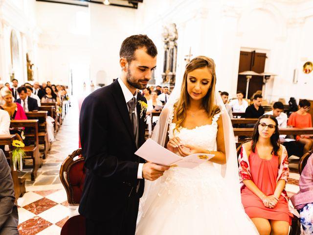 Il matrimonio di Daniel e Marianna a Buja, Udine 230
