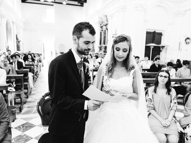 Il matrimonio di Daniel e Marianna a Buja, Udine 231