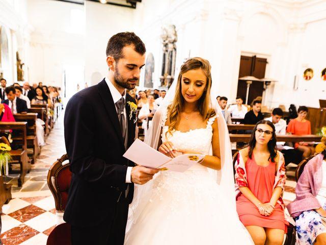 Il matrimonio di Daniel e Marianna a Buja, Udine 232