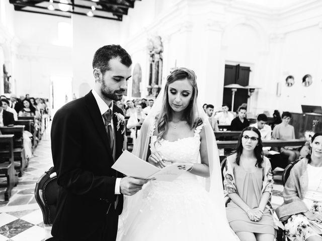 Il matrimonio di Daniel e Marianna a Buja, Udine 233