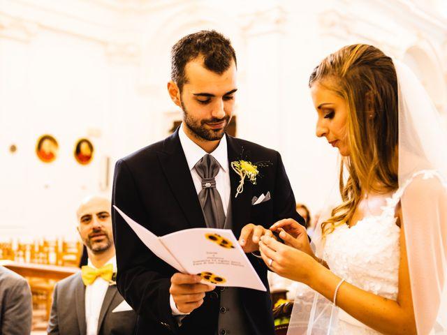Il matrimonio di Daniel e Marianna a Buja, Udine 234