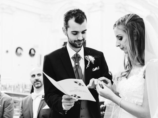 Il matrimonio di Daniel e Marianna a Buja, Udine 235