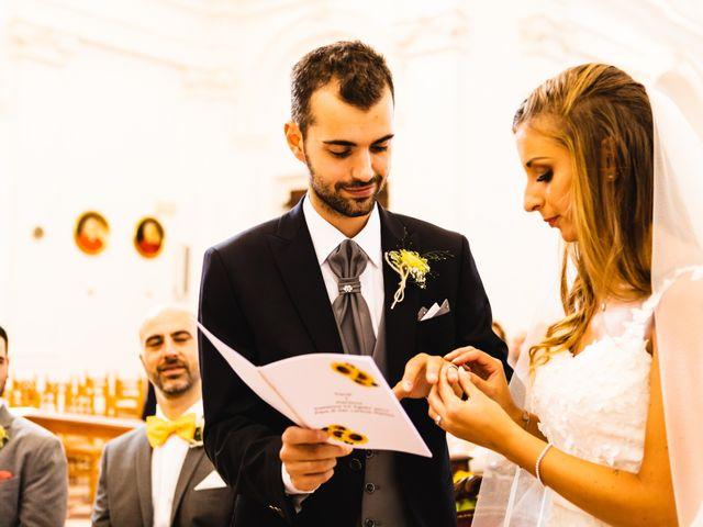 Il matrimonio di Daniel e Marianna a Buja, Udine 236