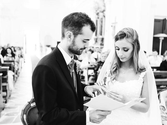 Il matrimonio di Daniel e Marianna a Buja, Udine 237