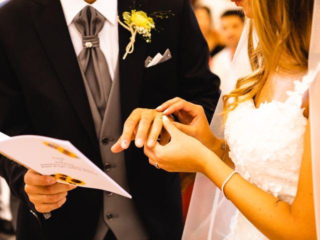 Il matrimonio di Daniel e Marianna a Buja, Udine 238