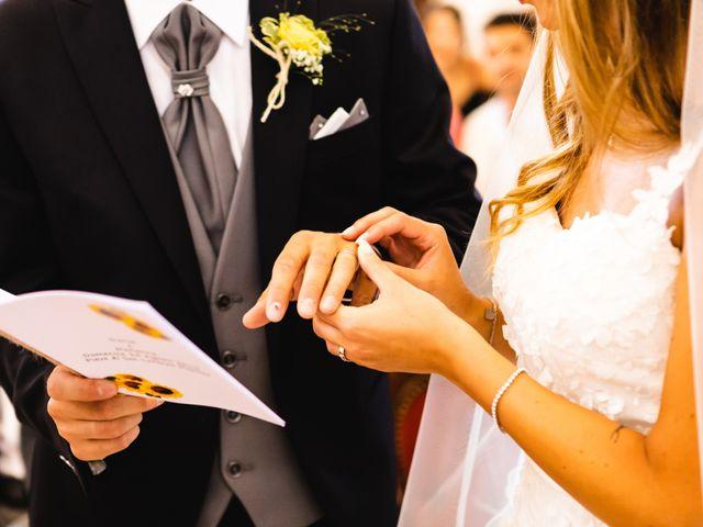 Il matrimonio di Daniel e Marianna a Buja, Udine 240