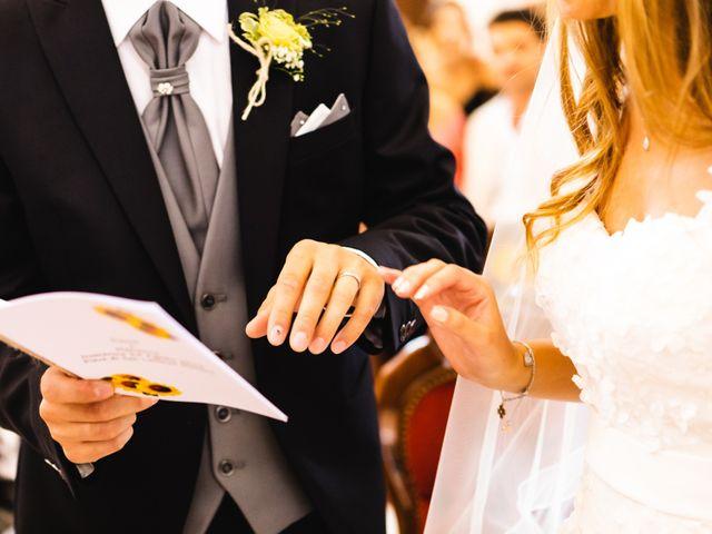 Il matrimonio di Daniel e Marianna a Buja, Udine 241