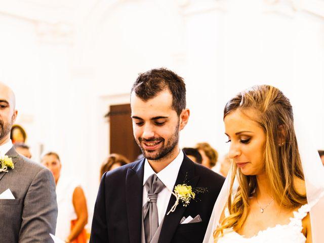 Il matrimonio di Daniel e Marianna a Buja, Udine 243