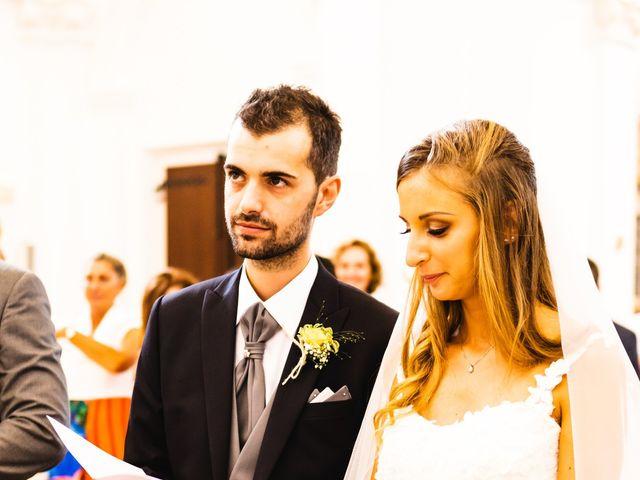 Il matrimonio di Daniel e Marianna a Buja, Udine 245