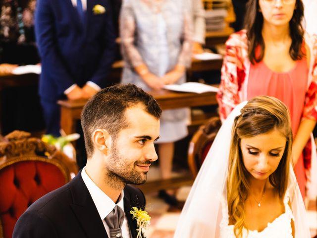 Il matrimonio di Daniel e Marianna a Buja, Udine 248