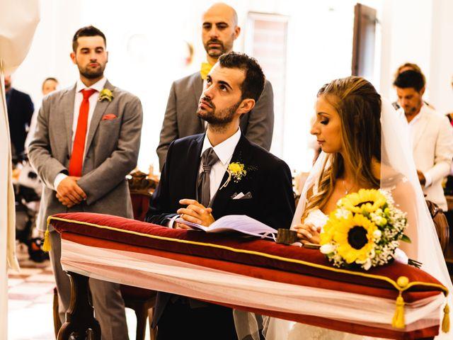 Il matrimonio di Daniel e Marianna a Buja, Udine 250