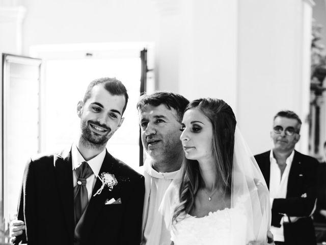 Il matrimonio di Daniel e Marianna a Buja, Udine 256