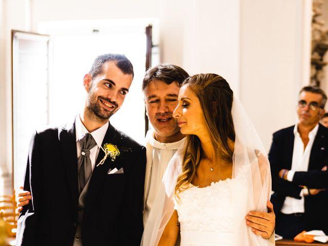 Il matrimonio di Daniel e Marianna a Buja, Udine 257