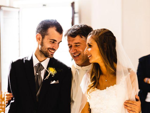 Il matrimonio di Daniel e Marianna a Buja, Udine 260