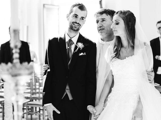 Il matrimonio di Daniel e Marianna a Buja, Udine 267