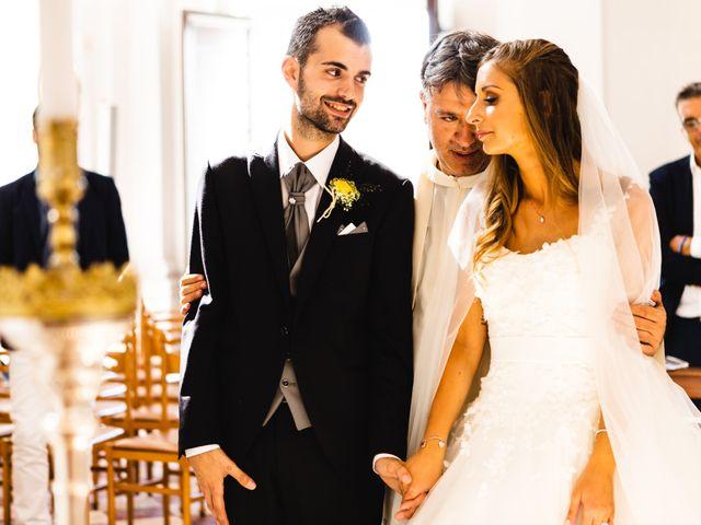 Il matrimonio di Daniel e Marianna a Buja, Udine 268