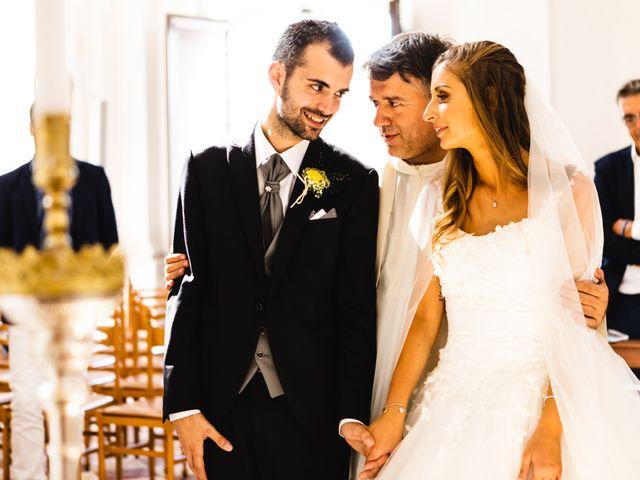 Il matrimonio di Daniel e Marianna a Buja, Udine 269