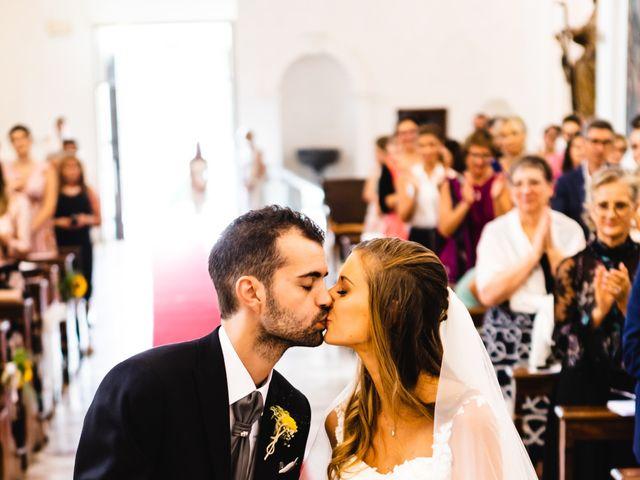 Il matrimonio di Daniel e Marianna a Buja, Udine 272