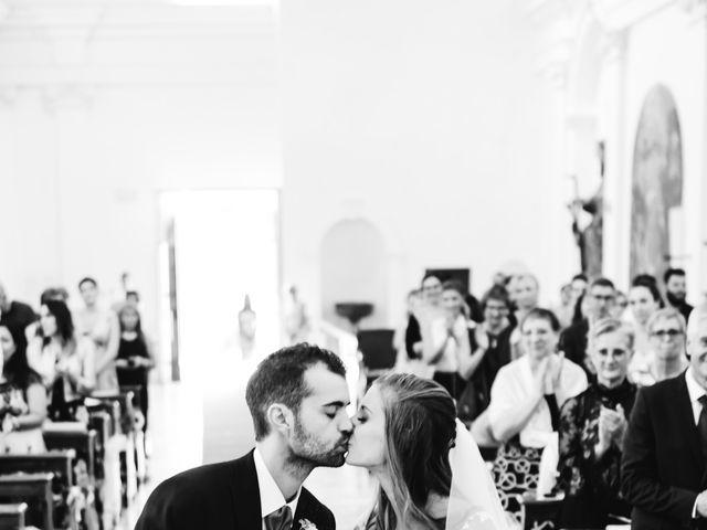 Il matrimonio di Daniel e Marianna a Buja, Udine 273