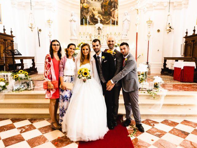 Il matrimonio di Daniel e Marianna a Buja, Udine 274