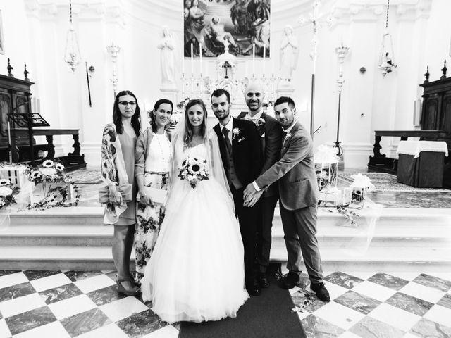 Il matrimonio di Daniel e Marianna a Buja, Udine 275