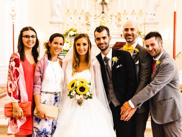 Il matrimonio di Daniel e Marianna a Buja, Udine 276