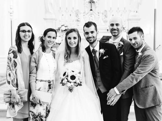 Il matrimonio di Daniel e Marianna a Buja, Udine 277