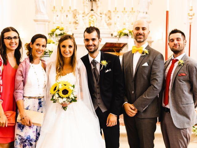 Il matrimonio di Daniel e Marianna a Buja, Udine 278