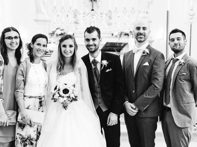 Il matrimonio di Daniel e Marianna a Buja, Udine 279