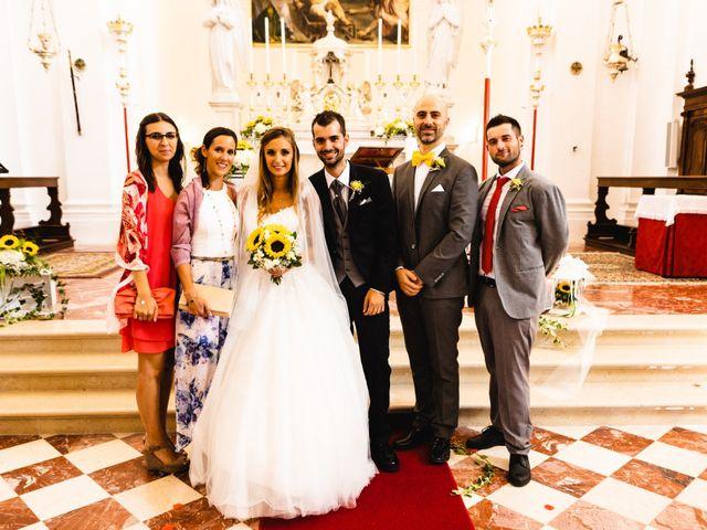 Il matrimonio di Daniel e Marianna a Buja, Udine 280