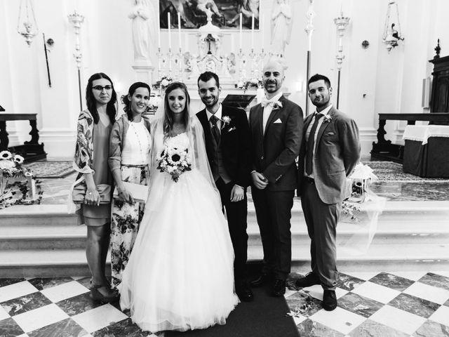 Il matrimonio di Daniel e Marianna a Buja, Udine 281