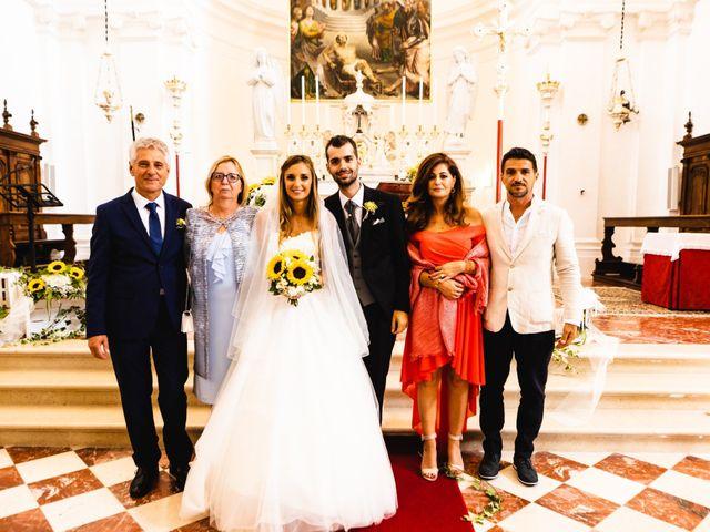 Il matrimonio di Daniel e Marianna a Buja, Udine 282