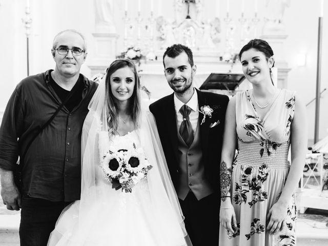 Il matrimonio di Daniel e Marianna a Buja, Udine 287