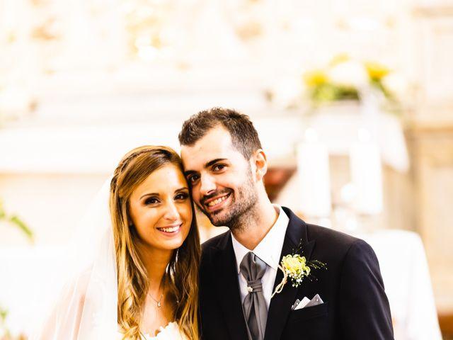 Il matrimonio di Daniel e Marianna a Buja, Udine 294