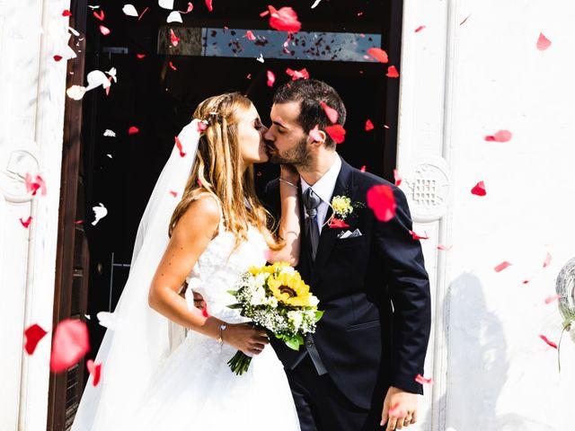 Il matrimonio di Daniel e Marianna a Buja, Udine 315