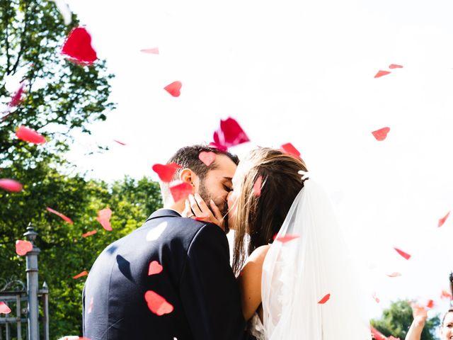 Il matrimonio di Daniel e Marianna a Buja, Udine 323