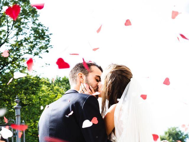 Il matrimonio di Daniel e Marianna a Buja, Udine 326