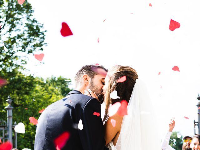 Il matrimonio di Daniel e Marianna a Buja, Udine 329